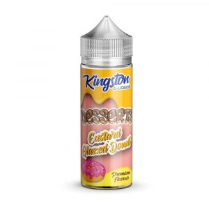E-Liquid Kingston Desserts Custard Glazed Donut 100ml