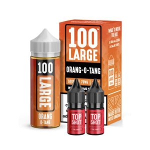 E-Liquid 100 Large Orang-O-Tang 100ml