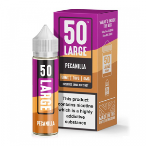 E-Liquid 50 Large Pecanilla 50ml