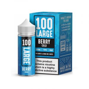 E-Liquid 100 Large Berry Cold 100ml