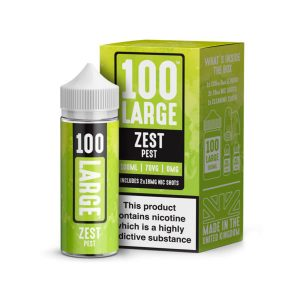 E-Liquid 100 Large Zest Pest 100ml